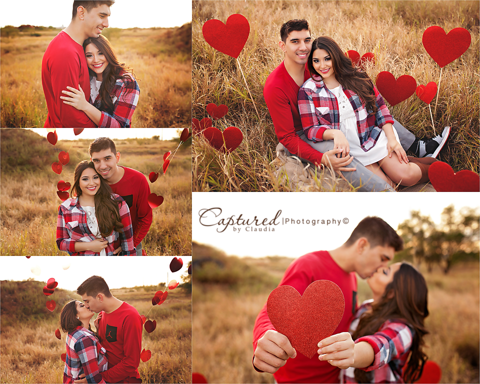 Love is in the air mini sessions captured by claudia for Valentine day ideas for couples